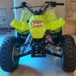 SMC 100 ATV hos hepi service